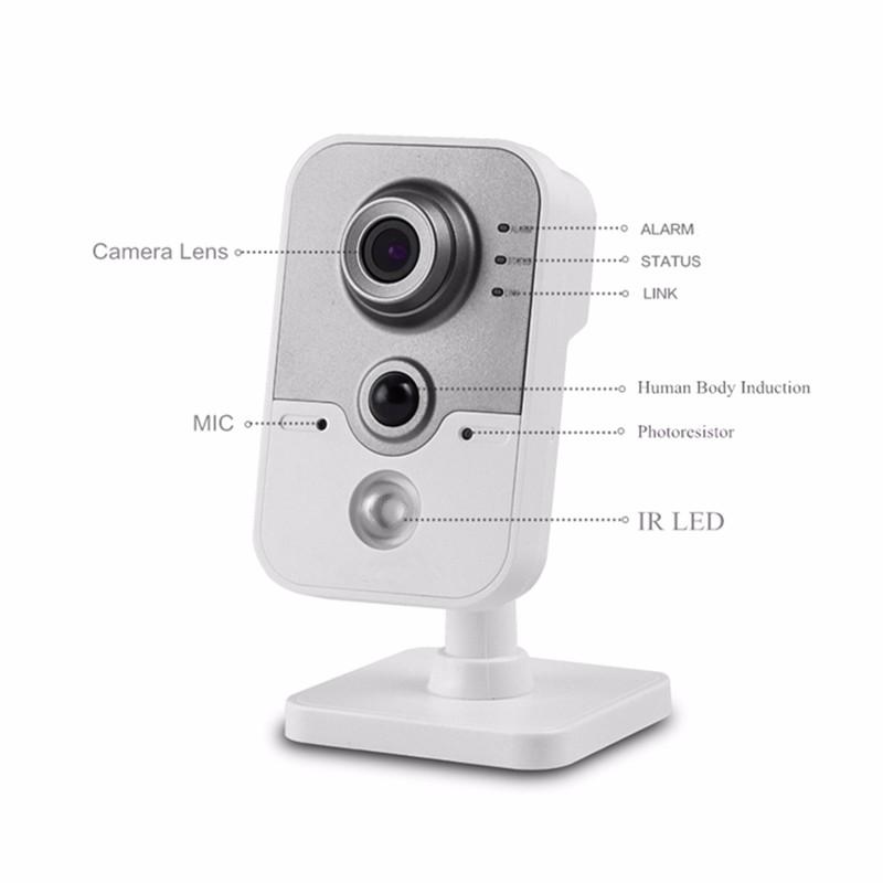 English-Version-IP-Cam  English Model HIK WiFi Digicam DS-2CD2420F-IW 1080P Wi-Fi Dwelling Safety Digicam 2MP IR Dice Community CCTV Cam Child OEM IPC3412-W HTB1RheeNXXXXXXZXVXXq6xXFXXX6