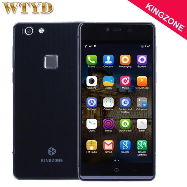 Original KINGZONE K2 5.0'' Android 5.1 Smartphone MT6753 Octa Core 1.3GHz ROM 16GB RAM 3GB GPS A-GPS GSM & WCDMA & FDD-LTE