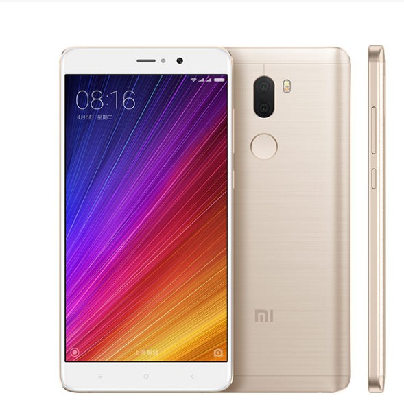 "Original Xiaomi Mi5S Plus 6GB RAM 128GB ROM Mobile Phone Mi 5S Plus PRMIE Snapdragon 821 QuadCore 5.7"" 1920x1080 Fingerprint"