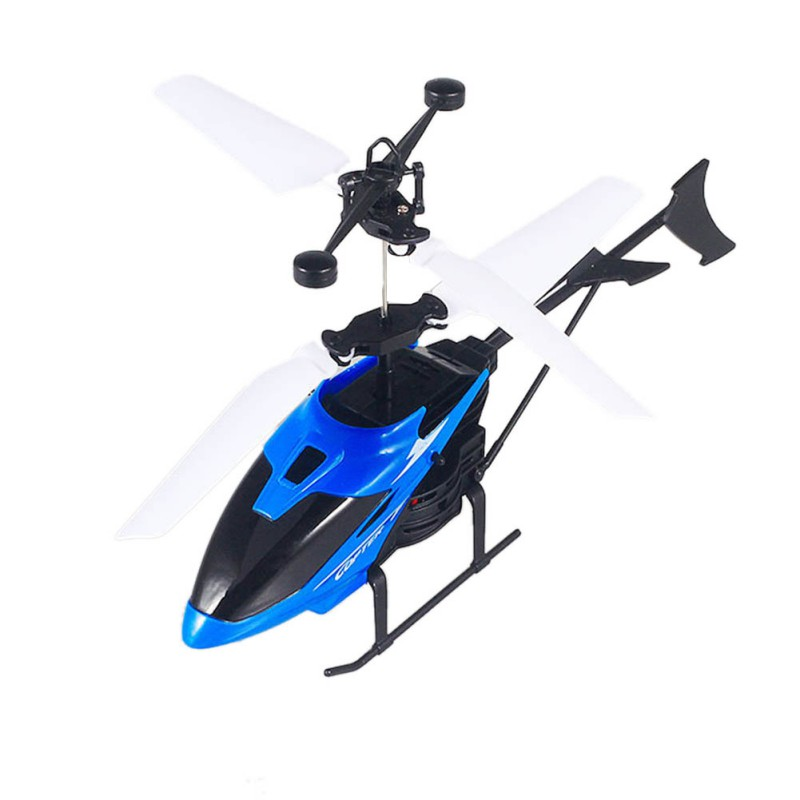 Mini RC Helicopter 3D Gyro Helicopter with USB Charging Cable cool toys