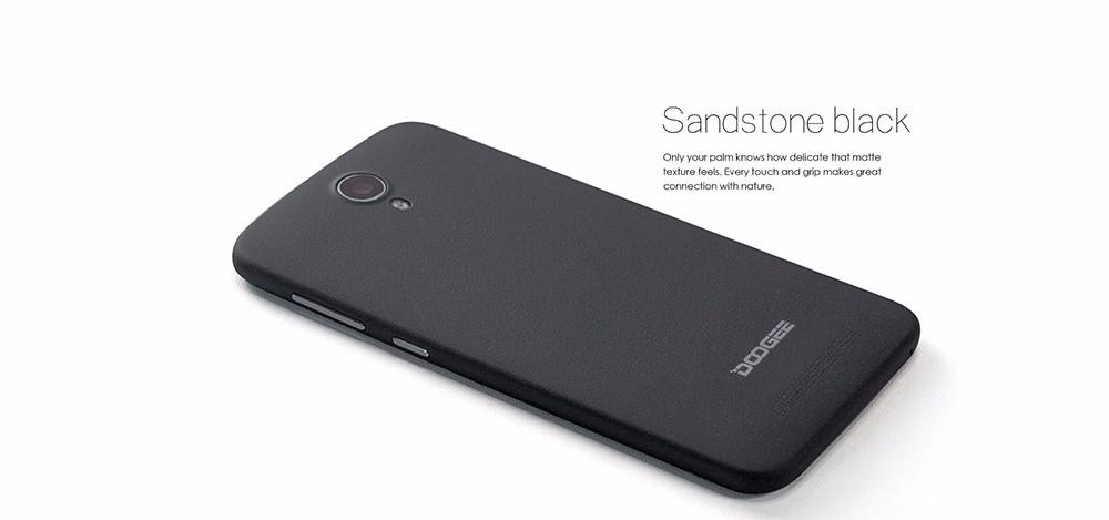 Doogee Y100 בנוסף טלפונים ניידים 5.5 אינץ ' HD 2GB RAM+16GB ROM Android5.1 Dual SIM MTK6735 Quad Core 8.0 MP 3000mAH GSM WCDMA-LTE, GPS