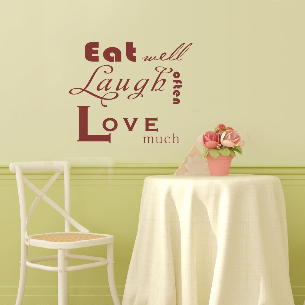 Love Plaque Wall Decor Choice Image - home design wall stickers