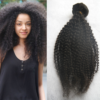 cheap new ing mongolian afro kinky curly virgin hair 9pcs african american clip in human hair