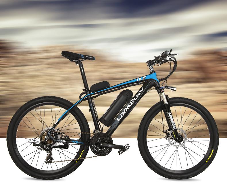 HTB1 aSzQVXXXXcHXVXXq6xXFXXXZ - 400W /240W, 26 Inches Electrical Bicycle, UP to 48V 15Ah Lithium Battery , Aluminum Alloy Body Mountain Bike.