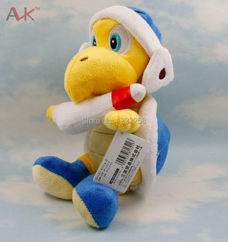 Gratis Pengiriman Super Mario Anime Permainan 20 cm Knife Penyu Mewah  Mainan Boneka Mewah 5c1bfb6242