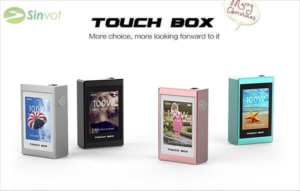 Touch box AD 1
