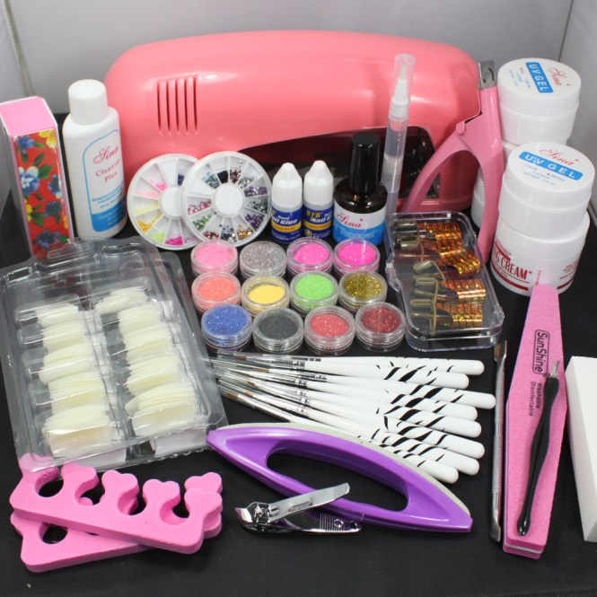 Rio Ultimate Professional Nail Artist Art Ideas Boots Kit