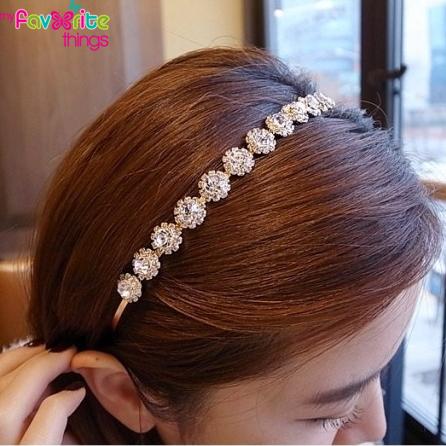 aliexpress design fashion vintage beads crystal wedding hair band headband headwear
