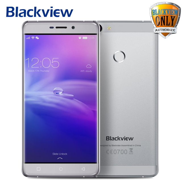 "Original Blackview R7 Mobile Phone 4G 5.5"" MT6755 Octa Core 2.0GHz Smartphone Android 6.0 4GB RAM+32GB ROM 13MP Dual SIM"