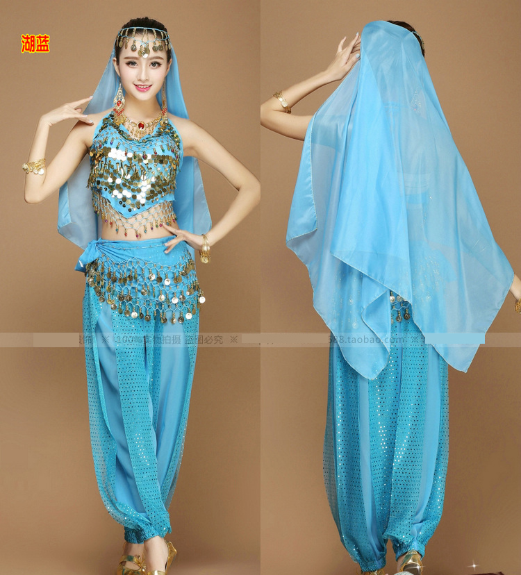 Belly Dance Wedding Dress