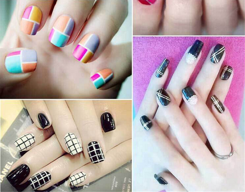 What tape to use for nail art images nail art and nail design ideas what kind of tape to use for nail art image collections nail art what tape to prinsesfo Image collections