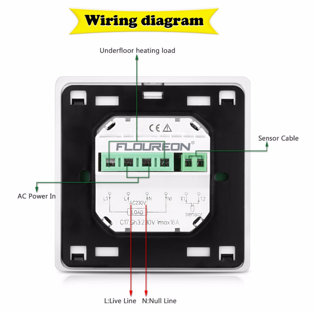 3m filtrete thermostat wiring diagram wiring library3m programmable thermostat