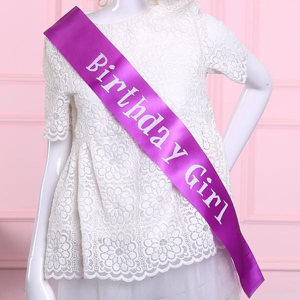 ᓂUlang tahun putri hot pink ribbon 50% off untuk 3 pcs ulang tahun ... 461fba2fe2
