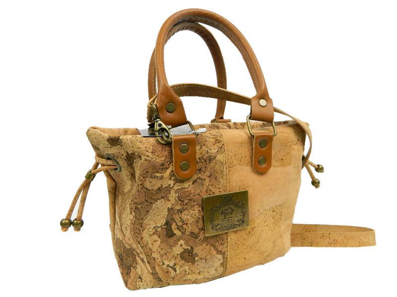 Made In Portugal Cork Handbags, Ladies Fashion Bag,Women