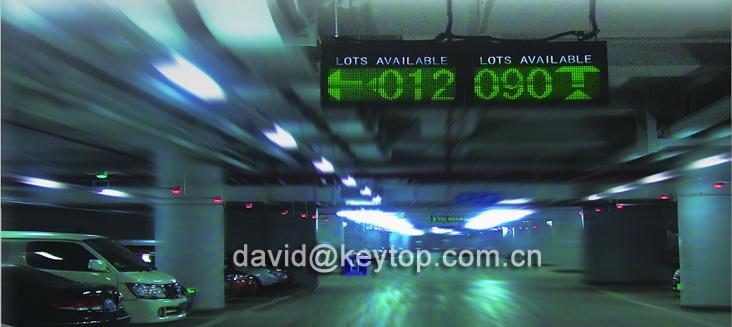 Parking Slot Ultrasonic Parking Sensor Parking Space