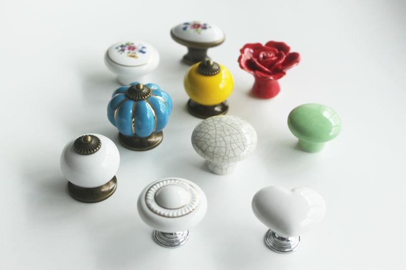 poignee de porte d armoire decorative bouton tiroir amovible tirette