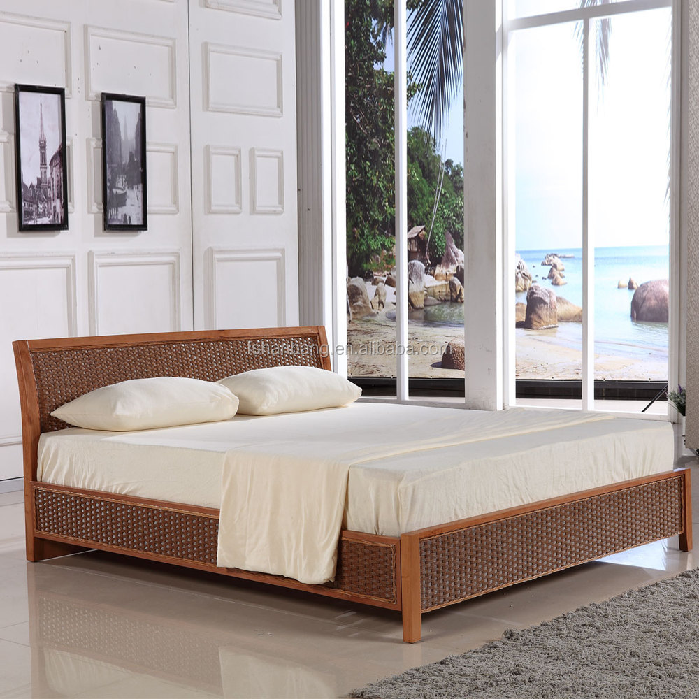 latest double bed designs natural rattan bed sets double french rattan bed view latest double bed designs love rattan product details from foshan