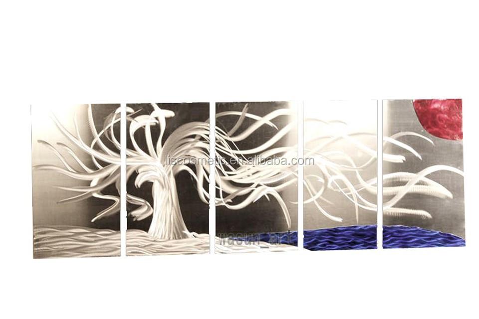 Wholesale Metal Wall Art, Modern Aluminium Print Painting