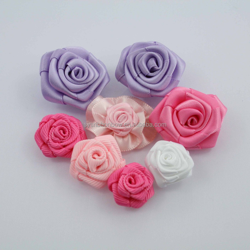 Handmade Ribbon Flower Ribbon Flower Decorative Ribbon Flower   Buy         Handmade ribbon flower  ribbon flower  decorative ribbon flower JPG