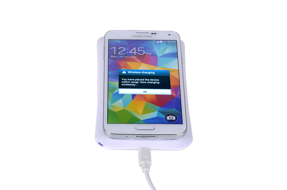 מטען אלחוטי Qi תקן ערכות עבור Samsung Galaxy Note4 N9100 כוח אלחוטי מקלט + משדר 2 ב 1 CE FCC