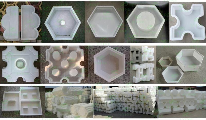 Precast Concrete Paver / Paving Concrete Mold For Sale