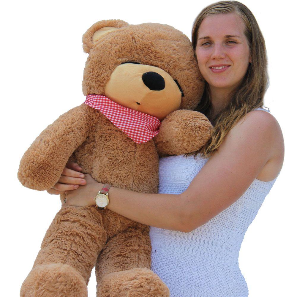 Popular Big Brown Teddy Bear Buy Cheap Big Brown Teddy