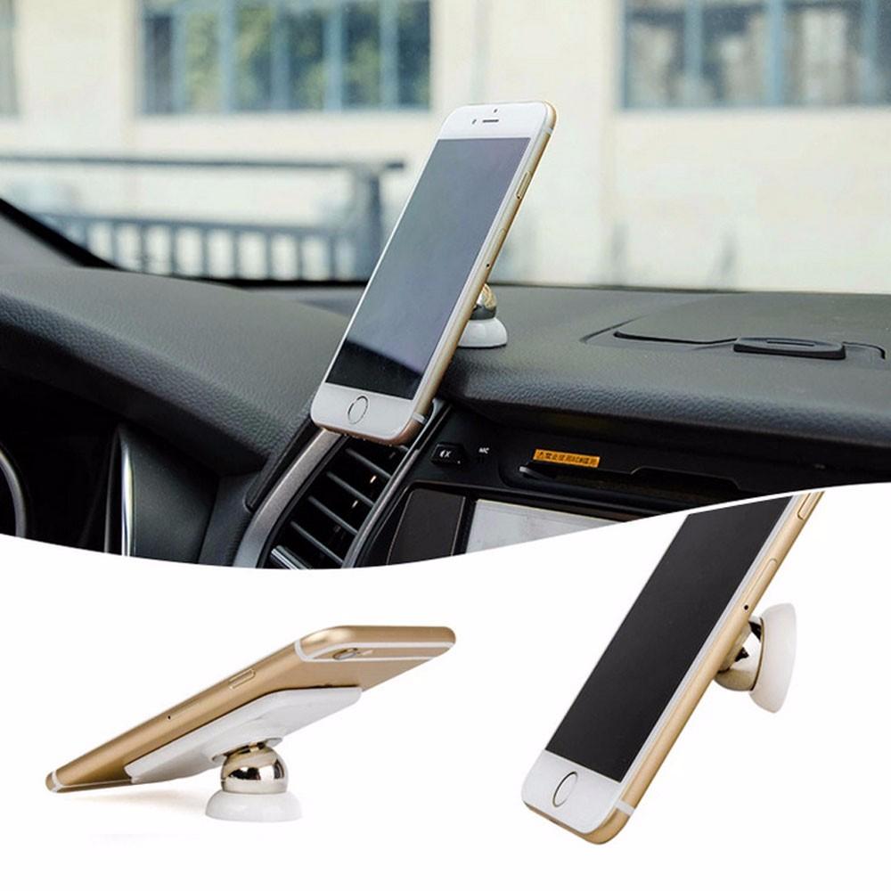 360 מעלות אוניברסלי לרכב בעל טלפון מגנטי אוורור הר טלפון סלולארי לרכב בטלפון נייד בעל לעמוד טלפון נייד