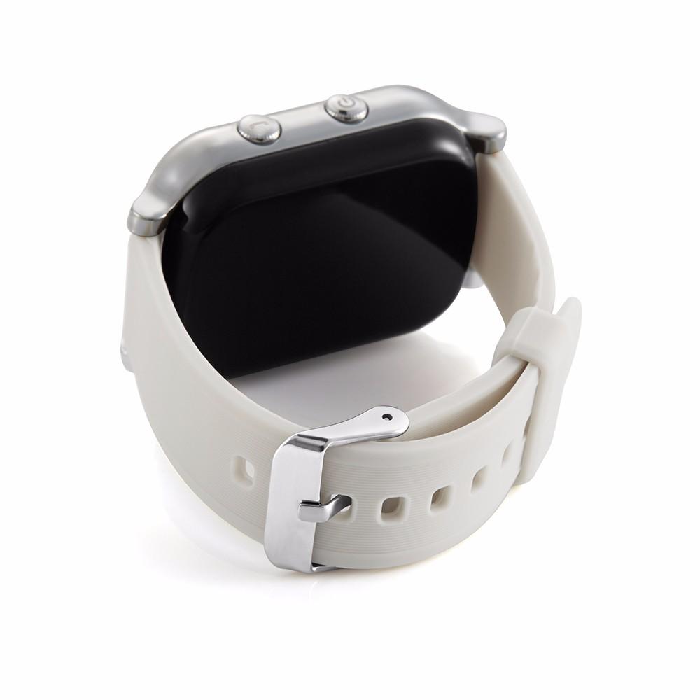 GPS Tracker Smart Watch Kids Child Bracelet Personal Locator