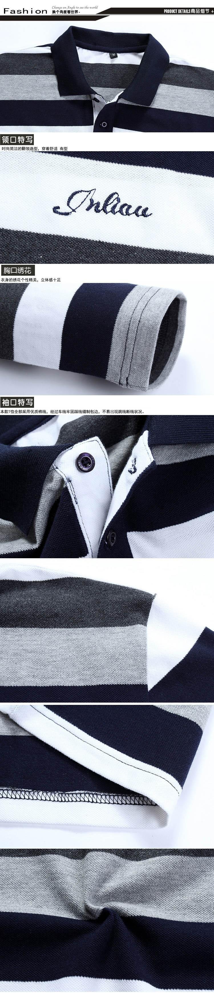 Camiseta Masculino Gola Polo Lengan Pendek 100 Katun Kemeja Pria Benedict Navy Denim Ss Getsubject Aeproductgetsubject