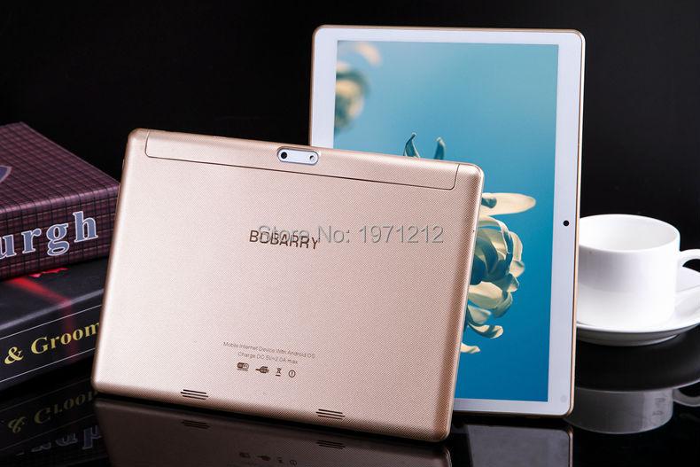 טבליות 9.6 אינץ המקורי 3G טלפון ה-SIM לכרטיס GPS אנדרואיד 5.1 אוקטה Core לסה