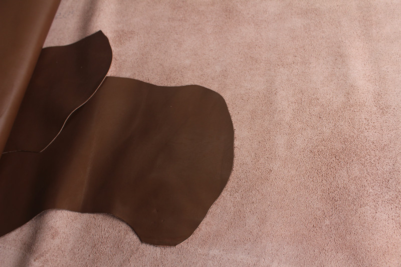 Darkish brown easy head layer cowhide leather-based handmade DIY leather-based pockets leather-based imported leather-based thickness of 1.four mm HTB17vo5KFXXXXbNXpXXq6xXFXXX3