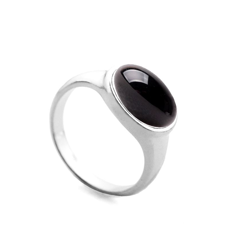 Popular Black Onyx Rings Women Buy Cheap Black Onyx Rings