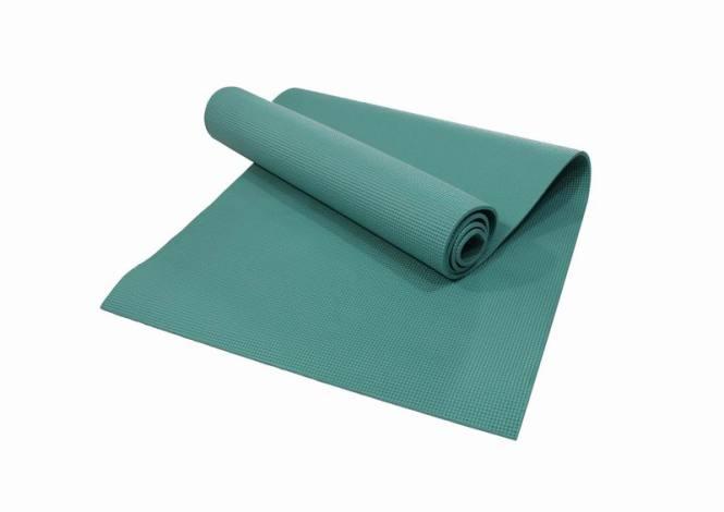 2016 6mm Thick Pvc Non Slip Folding Yoga Mat Gymnastics Fitness Exercise Mattress Balance Sport Gym Colchonete Lose Weight Mats