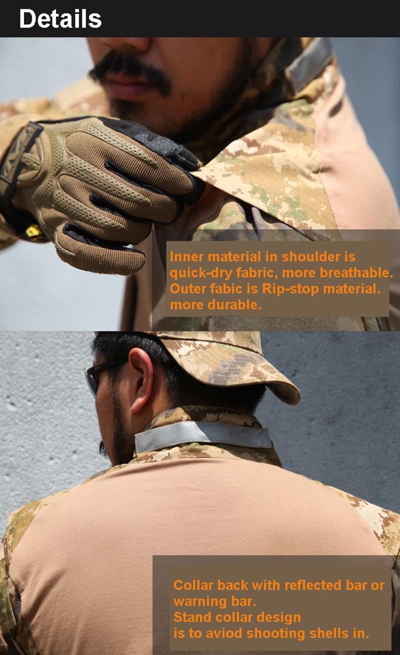Pakaian Luar Kamuflase Berburu Seragam Us Army Taktis Militer Dewalt Dc750ka Mesin Bor Baterai Pembayaran