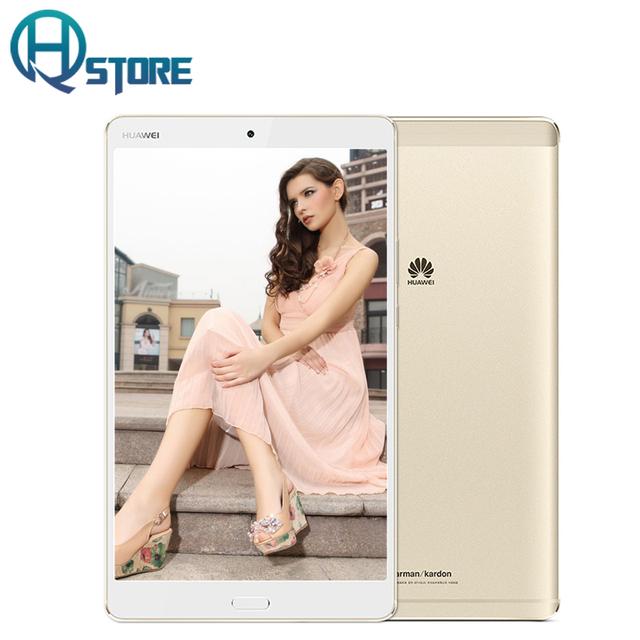 HuaWei Mediapad M3 8.4 inch Tablet PC Kirin 950 Octa Core Android 6.0 4GB RAM 32GB ROM Fingerprint 8.0MP 2560*1600 LTE