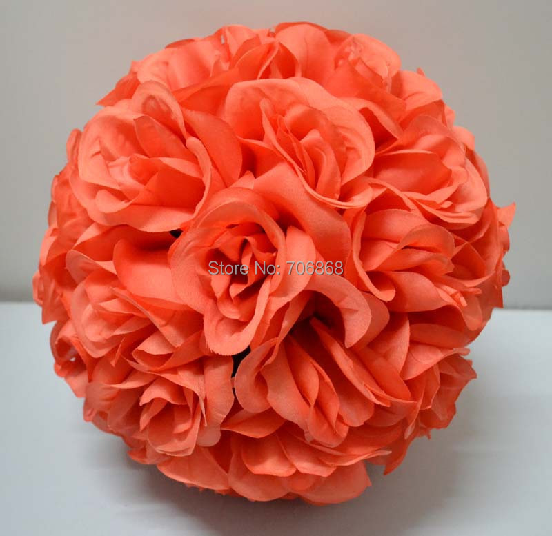 Online Buy Wholesale Coral Color Wedding Decorations From