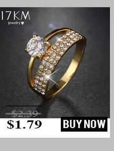 17KM 3Pcs Gold Color Heart Charm Elastic Bracelets For Women Pulseras Bracelet Cute Multilayer Bangles pulseira feminina Gifts