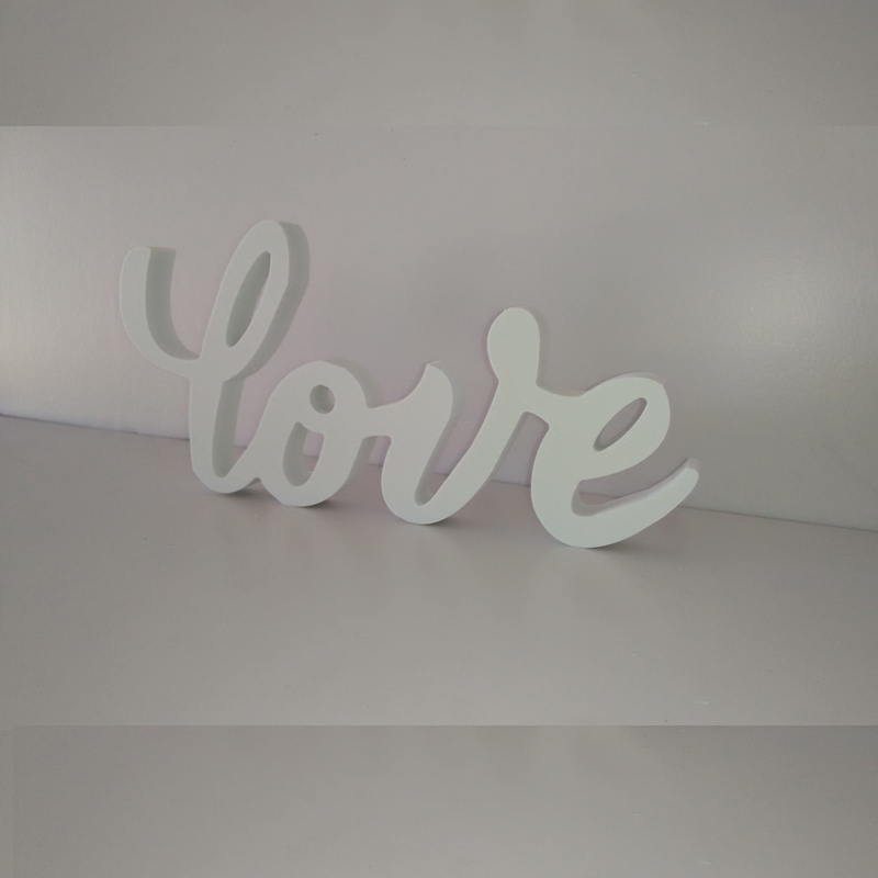 Decorative Letters For Home Free Standing
