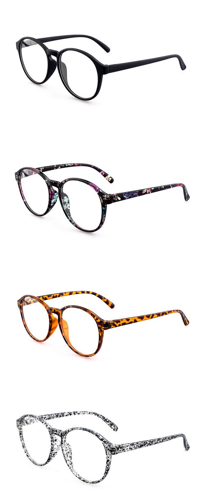▻2017 Baru Kacamata Retro Putaran Wanita pria Eyewear Kacamata Bingkai  UV400 Kacamata anti-kelelahan Oculos De Sol Gafas - a250 51c9aeaff7