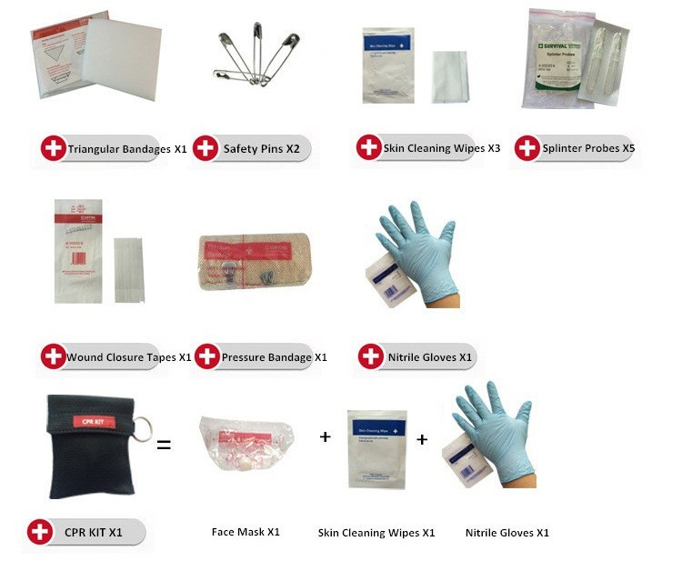 Mini First Assist Kits Gear Medical Trauma Equipment Automotive Emergency Kits Lifeguard Rescue Tools Survival Equipment Navy HTB1WwkwKpXXXXXDXpXXq6xXFXXXO