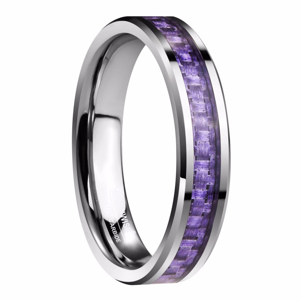 Popular Purple Wedding Bands Buy Cheap Purple Wedding