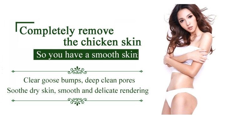 Healthy Skin Care Treament Chicken Skin Repair Remove Dead Skin Goose Bumps Pimples Foliculitis Whole Body Whitening Soap 40g