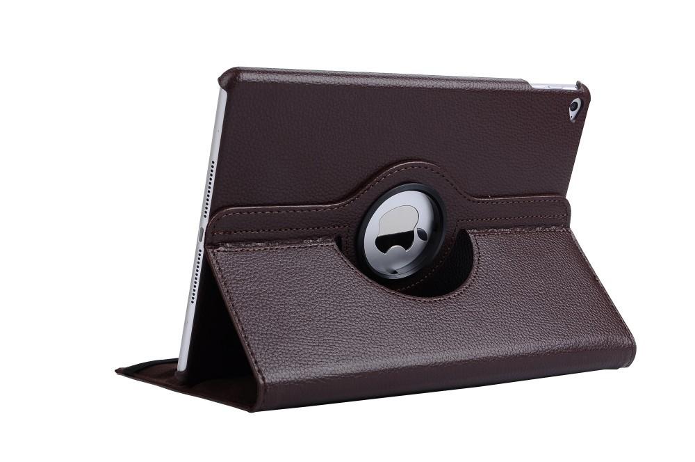Case כיסוי עבור iPad 2/iPad 6 PU חכם לעמוד 360 מסתובב עם סרט מגן מסך עט משלוח חינם במתנה