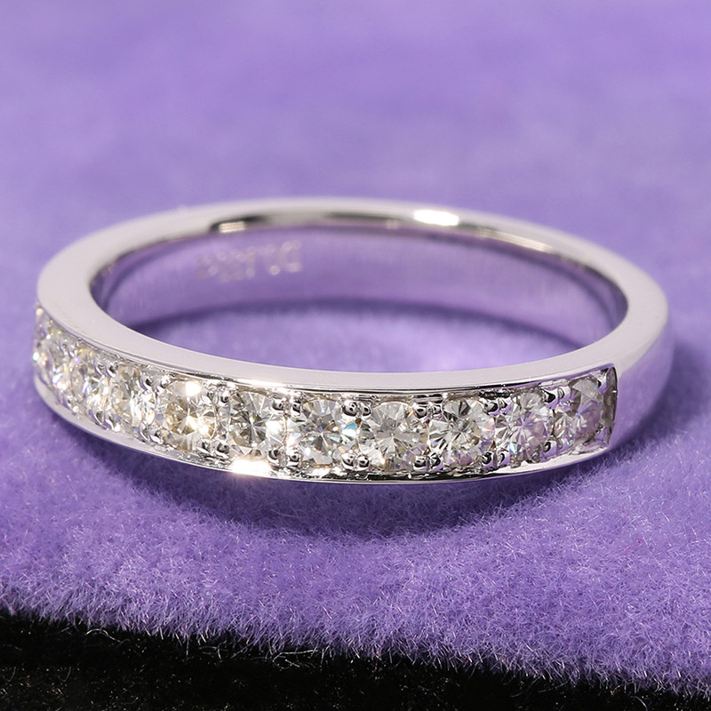 Popular White Gold Matching Wedding Bands Buy Cheap White