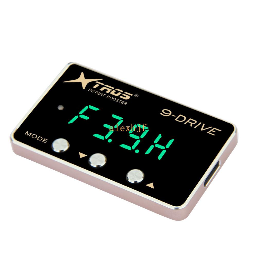 Tros 8th 9 Drive Booster Ampuh Throttle Elektronik Controller Bra Kait Depan Sexy Buka Push Up Bra8052 5 6