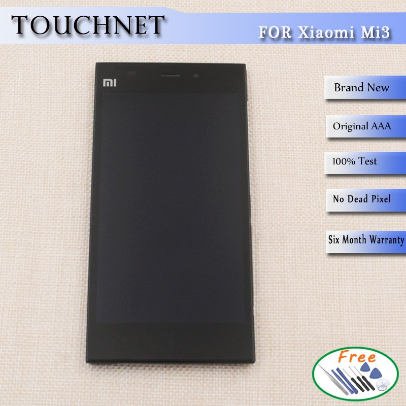 ▻5 Pcs Lot Baik Woking LCD Display + Layar Sentuh Digitizer ... 36957e408b