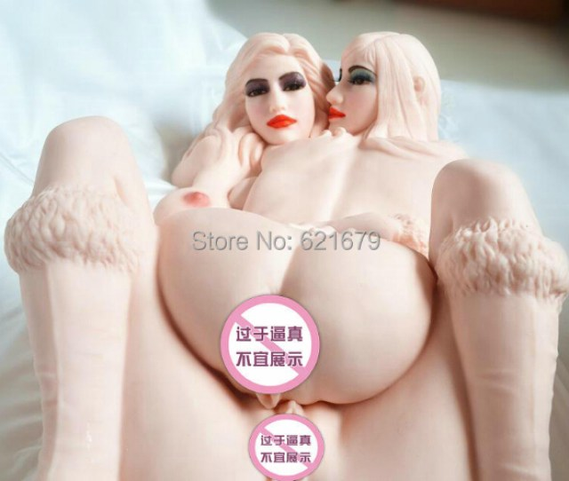 Full Body Sex Toys For Man Two Sexy Artificial Vagina Porn Real Silicone Sex Dolls Free
