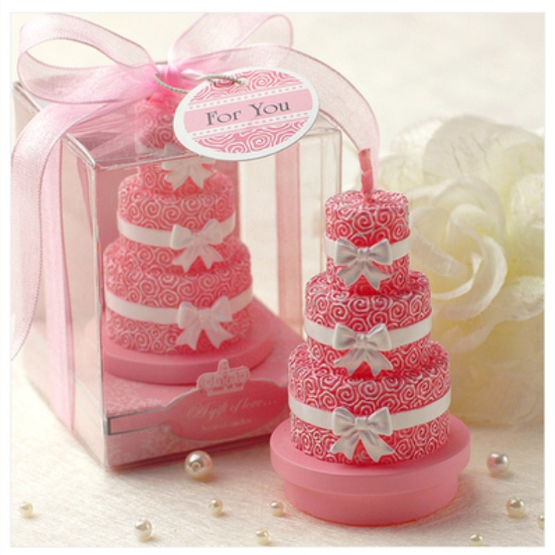 Cheap Wedding Favour Candles