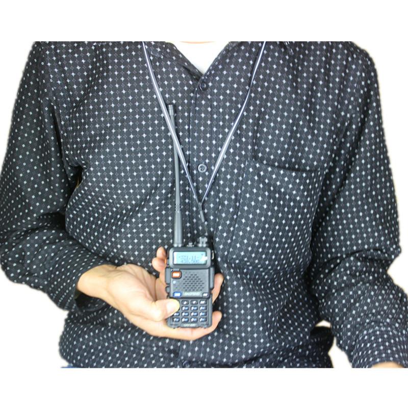 גודל קטן שקית איסוף עבור BAOFENG 888S 777S 666S שני הדרך רדיו אחסון נייד Shockproof