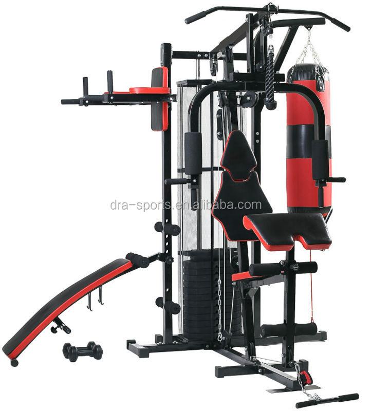New Multi Gym Home Station Avec H480 Haltre 100kg Poids